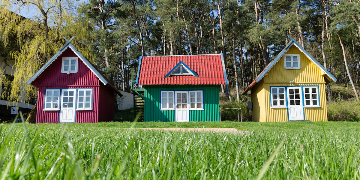 Small house big cost How to finance a tiny house Self Lender
