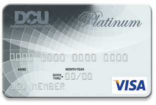 digital federal credit union visa platinum secured credit card - Visa Platinum Credit Card